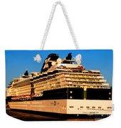 Cruise Weekender Tote Bag