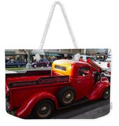 Cruisin Grand Truck Weekender Tote Bag
