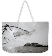 Cruising Into Cochin Weekender Tote Bag
