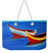 Cruising On A Bright Sunny Day Weekender Tote Bag