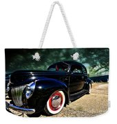 Cruising The Theater Weekender Tote Bag