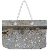 Crumbling Wall 1 Weekender Tote Bag