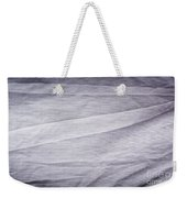 Crumpled Cotton Weekender Tote Bag