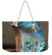 Crushed  Weekender Tote Bag