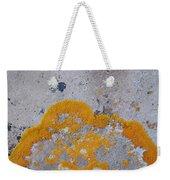 Crustose Lichen, Utah Weekender Tote Bag