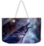 Cry Of The Raven Weekender Tote Bag