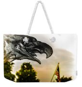 Crying Eagle Weekender Tote Bag