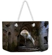 Crypt Of The Martyr San Marciano In Syracuse Weekender Tote Bag