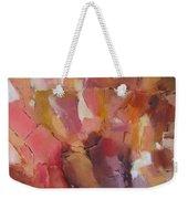 Crystal Cascade Weekender Tote Bag