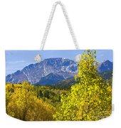 Crystal Creek Autumn Weekender Tote Bag