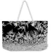 Crystal Feathers Weekender Tote Bag