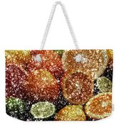 Crystal Grapefruit Weekender Tote Bag