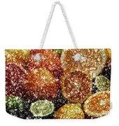 Crystal Grapefruit Weekender Tote Bag