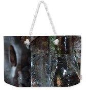 Crystal Ice Weekender Tote Bag