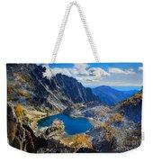 Crystal Lake Weekender Tote Bag by Inge Johnsson