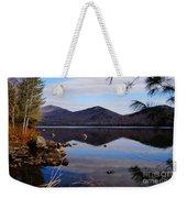 Crystal Lake Weekender Tote Bag