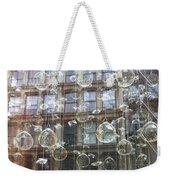 Crystal Ornaments Weekender Tote Bag