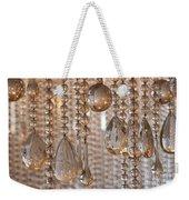 Crystal Rain 1 Weekender Tote Bag