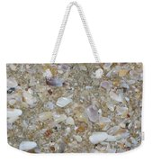 Crystal Shells Weekender Tote Bag