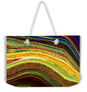 Crystal Waves Abstract 2 Weekender Tote Bag