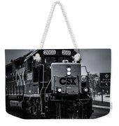 Csx 2668 Weekender Tote Bag