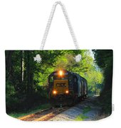 Csx Green Tunnel Weekender Tote Bag