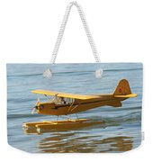 Cub On Floats Weekender Tote Bag