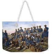 Cuba - Tenth Cavalry 1898 Weekender Tote Bag