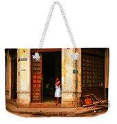 Cuba3 Weekender Tote Bag