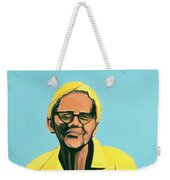 Cuban Portrait #13, 1996 Weekender Tote Bag