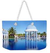 Cuban Resort Weekender Tote Bag