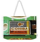 Cubanos Weekender Tote Bag