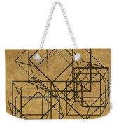 Cubed II Weekender Tote Bag