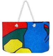Cubist Jug And Lemons Weekender Tote Bag