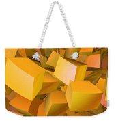 Cubist Melon Burst By Jammer Weekender Tote Bag