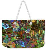 Night Market - Outdoor Markets Of New York City Weekender Tote Bag