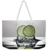 Cucumber Freshsplash Weekender Tote Bag