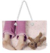 Cuddle Weekender Tote Bag