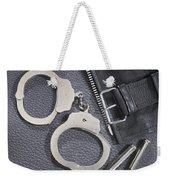 Cuffs Weekender Tote Bag