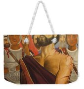 Cuiseufiction Of Christ  Weekender Tote Bag