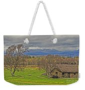 Culloden Moor And Old Leanarch Weekender Tote Bag