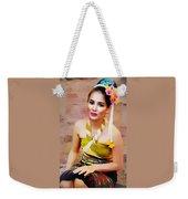 Culture Girl Weekender Tote Bag