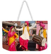 Culture Of Punjab Weekender Tote Bag