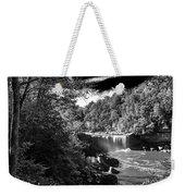 Cumberland Falls Seven Bw Weekender Tote Bag