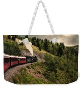 Cumbres And Toltec Train Co And Hm Weekender Tote Bag