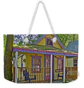 Cup Cake In Asbury Grove In South Hamilton-massachusetts  Weekender Tote Bag