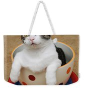 Cup O Tilly 1 Weekender Tote Bag
