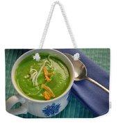 Cup Of Soup Weekender Tote Bag