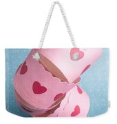 Cupcake Love Weekender Tote Bag