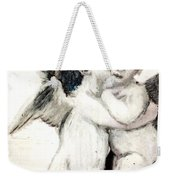 Cupid And Psyche By William Bouguereau Weekender Tote Bag